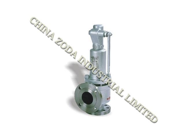Type A44C packed lever type Safety Valve