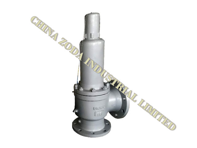 A41C Low Lift Spring Loaded Safety Valve