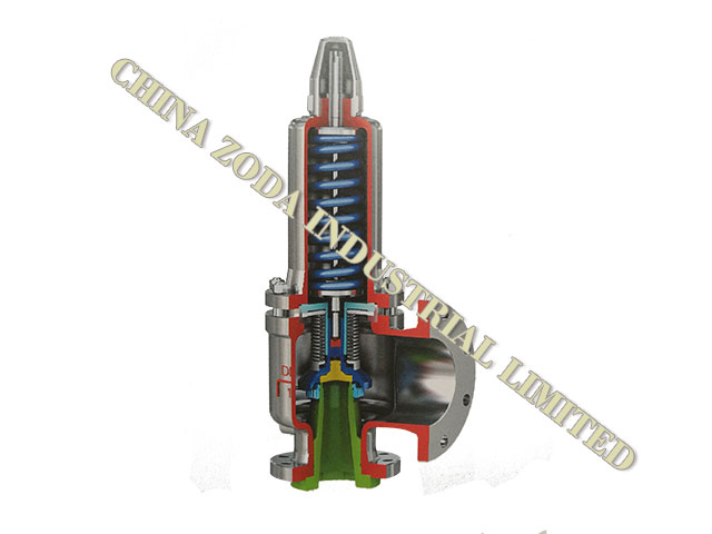 WA42C Balance Bellows Type Safety Valve