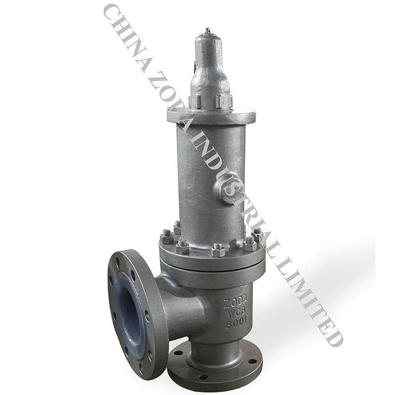 Lining Type Safety Valve
